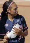 Photo Gallery UA softball loses to Oklahoma 5-2