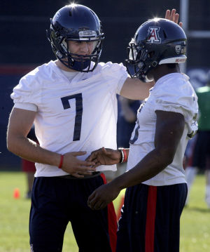 Arizona football: Walk-on WR Jumpin' Johnny has quarterback, coach ravin'