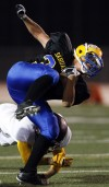 Sahuarita 47, Nogales 33 Mustangs hang on to stay undefeated