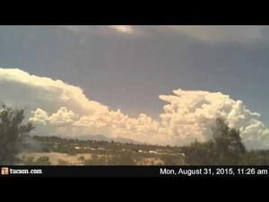 Video: Weather for Monday, August 31, 2015