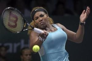 Serena sufre paliza en Copa WTA