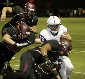 Salpointe cruises past Sabino in Charity Classic game