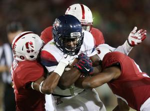 Arizona football: Cardinal run over Wildcats 55-17