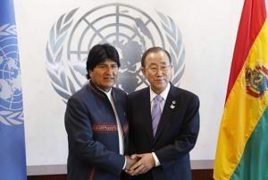 ONU: Visiones contrastantes de realidad indígena