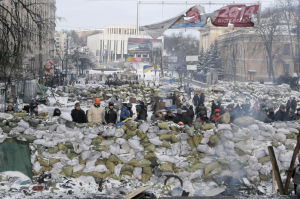 Ucrania considera posible amnistía