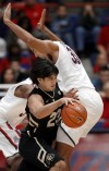Arizona basketball: Buffs' celebration denied