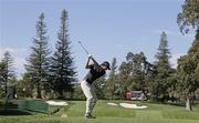 Mexicano Ortiz cree que puede triunfar en la PGA