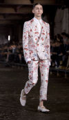 London Men's spring summer fashion