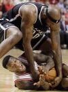 NBA playoffs Nets tie series against Bulls