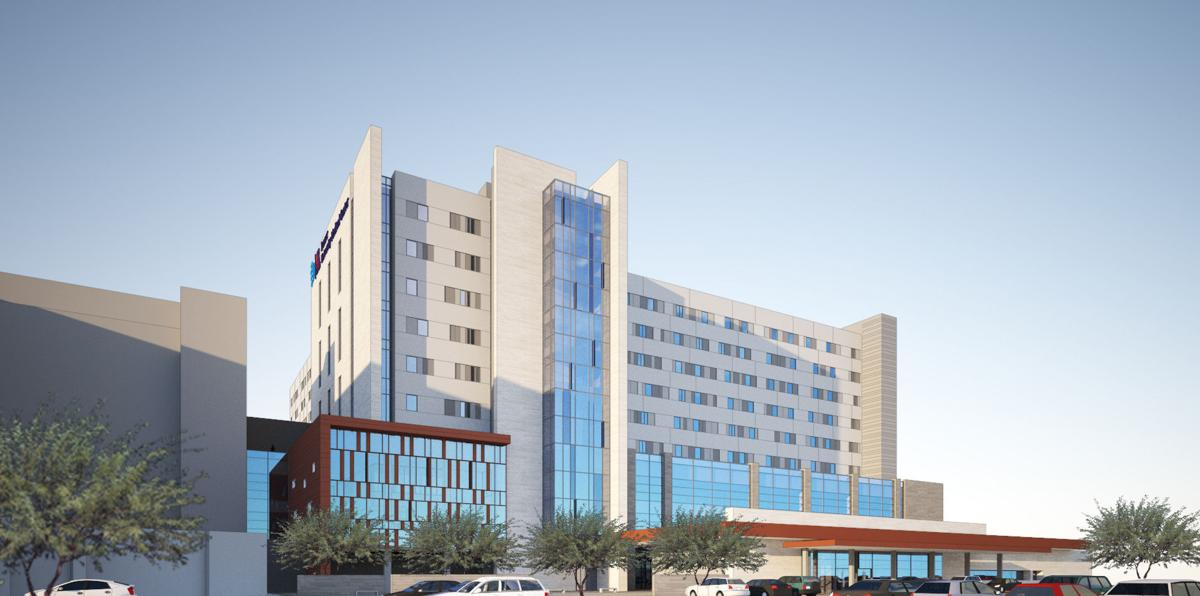 banner looking forward with new tucson hospital clinic