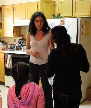 Immigrant families still coming, but in smaller numbers