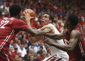 UA holds inept WSU to historically bad numbers in rout