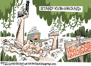 Fitz fix: Stand your ground