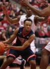 Arizona basketball: Jackson-Cartwright rights ship after tough tip