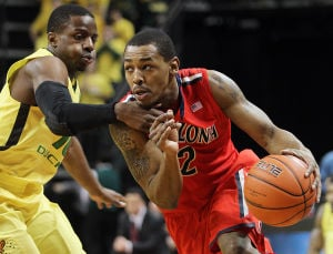 Photos: Arizona Wildcats vs. Oregon Ducks