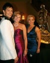 Oscar night of glitz, glam