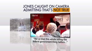 Ducey camp accuses Jones of double talk