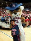 Arizona Wildcat Fan Fave Contest