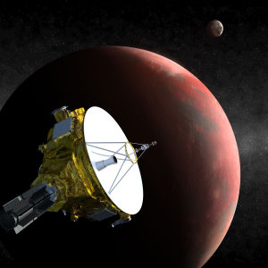 Video: Spacecraft has July date with Pluto