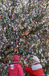 Easter egg fair in Germany