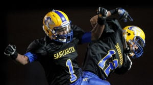 Photos: Sahuarita High School's top 10 football players