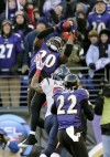 AFC Divisional Playoffs: Ravens 20, Texans 13: Ugly win leaves Baltimore sitting pretty