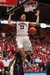 University of Arizona vs. California men's college basketball