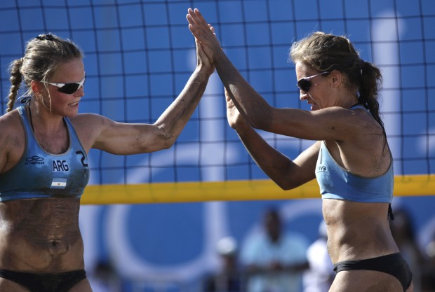 Photo gallery beach volleyball at the pan american games - Maria gallay ...
