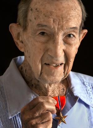 For WW II and Korean War veteran, cold war had more than 1 meaning