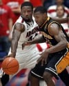 Arizona basketball: UA defense wears down S. Miss