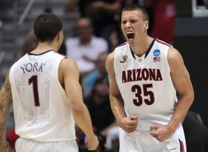 Photos: Arizona vs. Gonzaga in NCAA Tournament