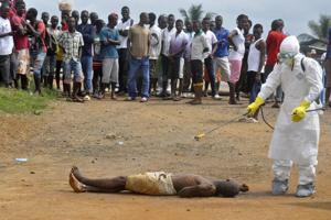 Casos de ébola podrían llegar a 1,4 millones
