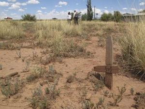Forgotten Winslow Indian cemetery's past is unearthed