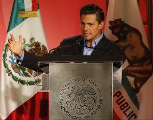 Peña Nieto respalda reforma migratoria