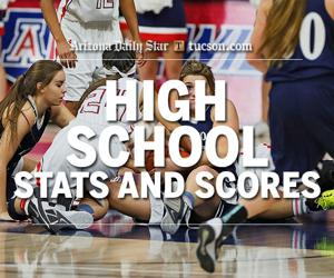 Tucson-area basketball results for Feb. 4; Friday's schedule