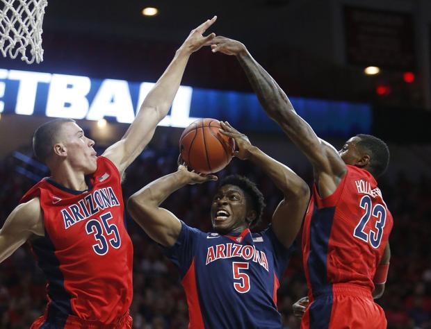 Photos: Class in session for Pac-12 basketball teams