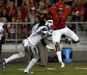 UA football: WR Jones follows brother's lead