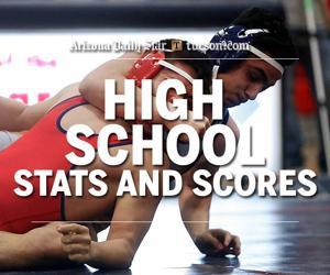 Tucson-area basketball, wrestling results for Feb. 11; Friday's schedule
