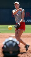 Arizona softball Babcock 'I'm going to pitch'