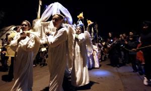 Big Jim: The Las Posadas procession