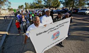 Photos: 30th annual MLK March