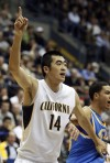Chinese native making impact at Cal