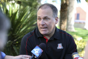 Arizona football: Cats' spring goal: 'Shut up, work'