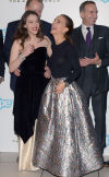 Jonathan Howard,  Kat Dennings, Natalie Portman, Christopher Eccleston and Idris Elba