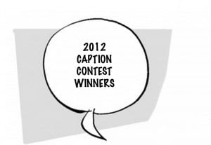 Fitz caption contest winners of 2012