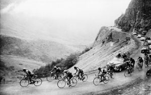 Photos: 100 years of Tour de France