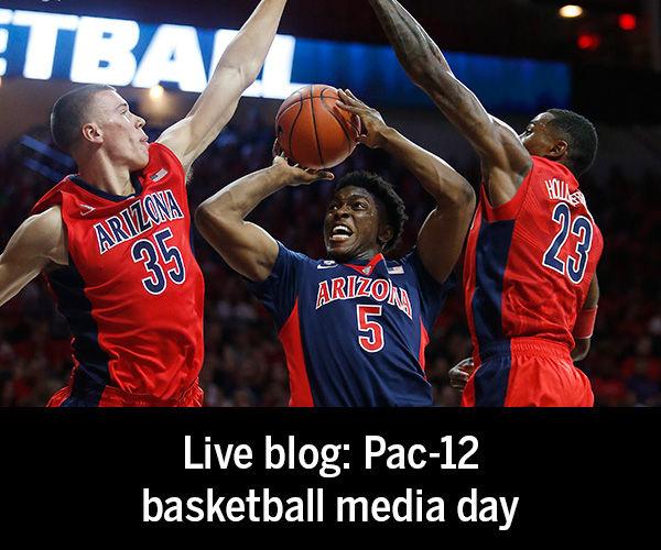 Live blog: Pac-12 basketball media day