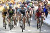 Tour de france: Aussie defeats Contador in a Stage 4 photo finish