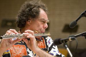Innovative flutist to rock the UA