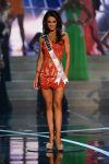 Photos: Pretty in red, white and blue at Miss USA